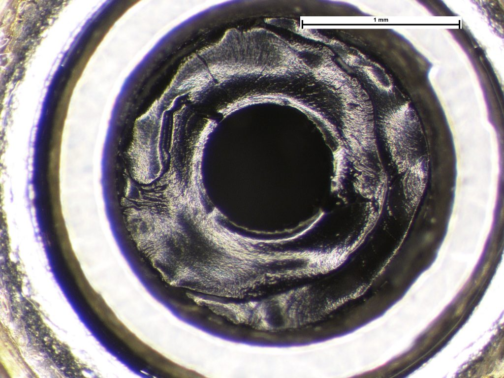 Environmental Stress Cracking of Injection Moulded Pegs image