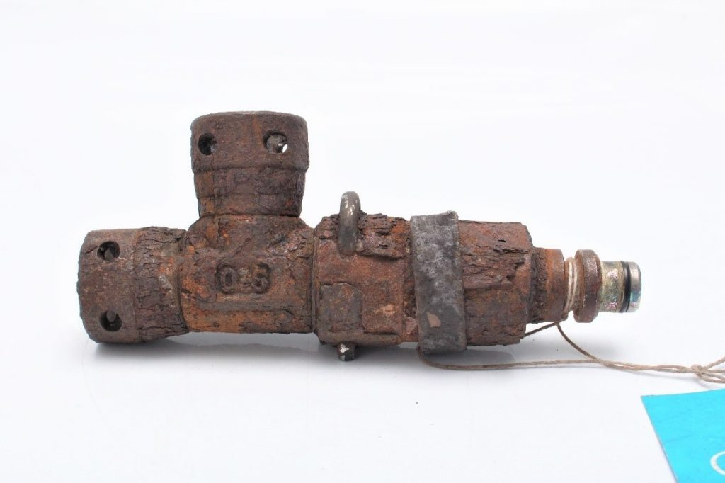 Corroded Hydraulic Connector image