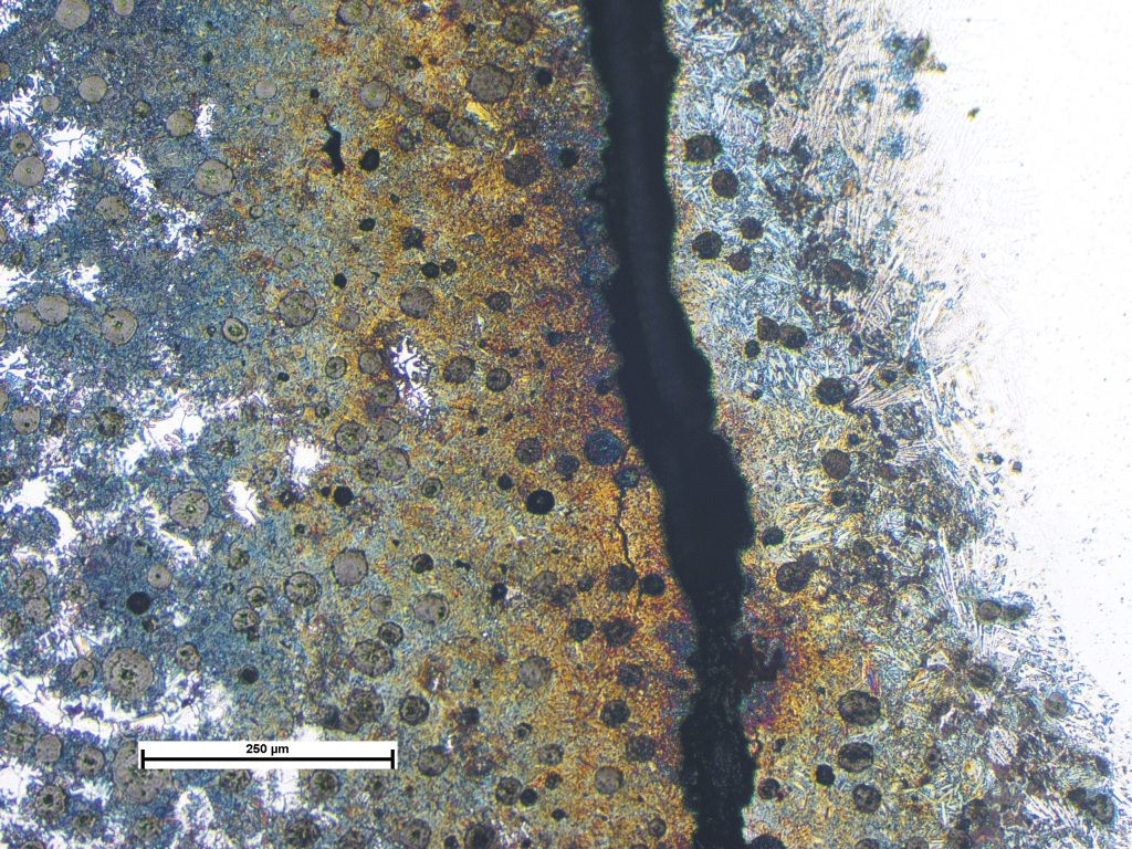 Cracking in Welded Ductile Iron Pipe image