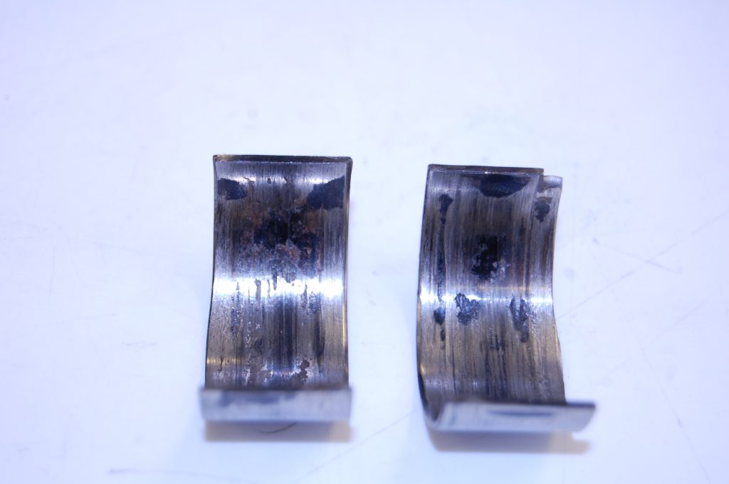 Overheated Bearing Shells image
