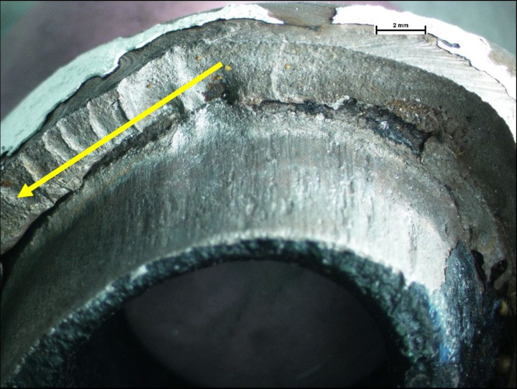 Fractured Welded Bracket image