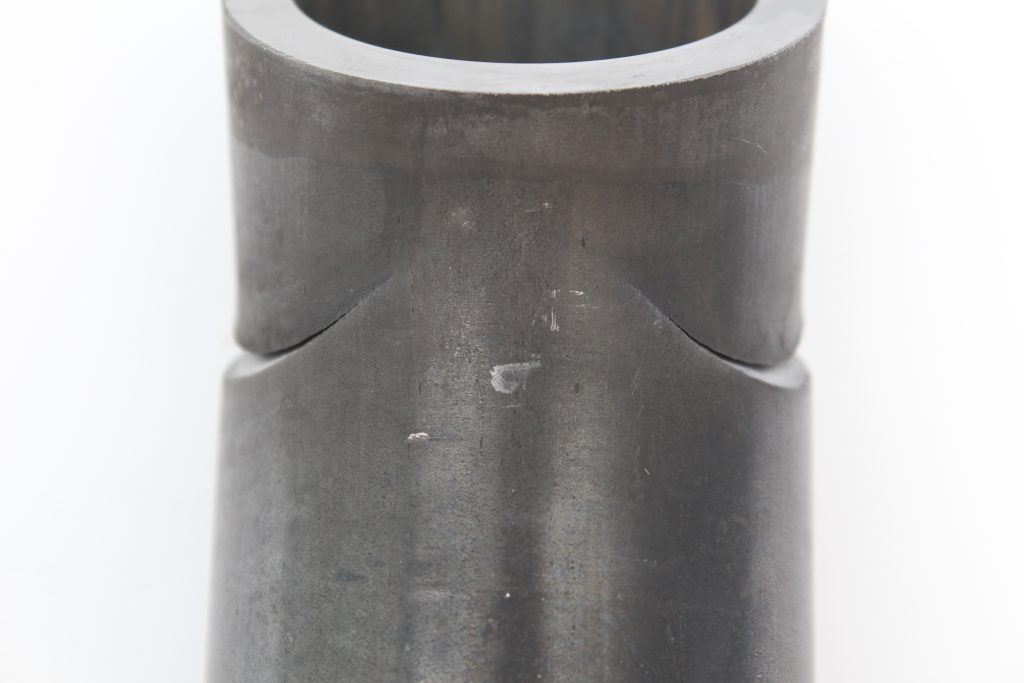 Tube that had Fractured During a Routine Bending Operation image
