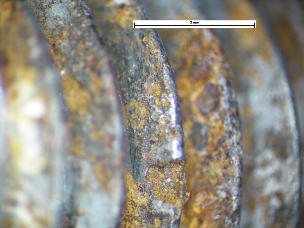 Corrosion Fatigue of Screws image