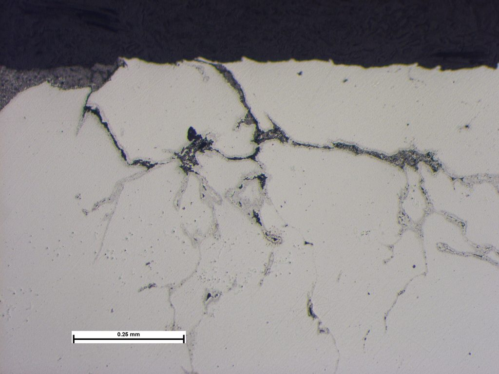 Forging with a Crack Identified after the Heat Treatment Processes image