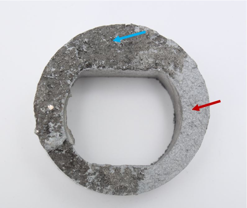 Fracture of Aluminium Component Due to a Casting Defect image