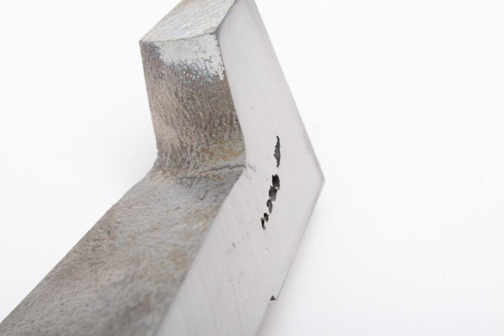Casting Defect in Cast Steel flange image