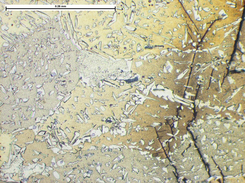 Stress Corrosion Cracking of a Copper Alloy Component image